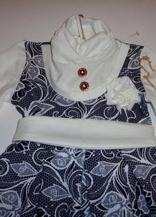Трикотажное платье, пояс и сумочка2