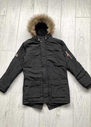 Парка куртка демисезон