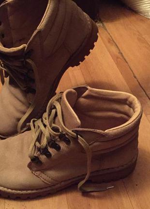 Ботинки pebe