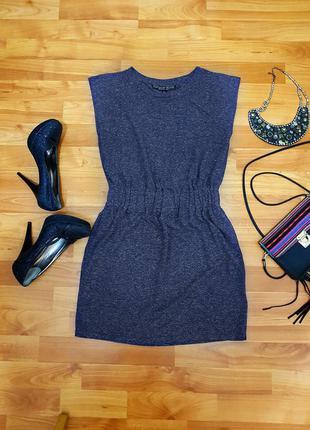 Стильное короткое платье topshop