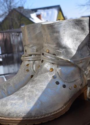 Стильные ботинки германия graceland р.41 26,5-27 см