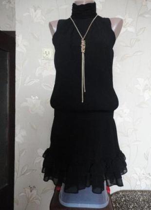 Шикарное платье подойдет на s-m