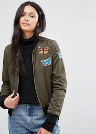 Brave soul xs-s куртка-пилот