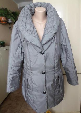Куртка евро-зима на синтепоне 54 разм.