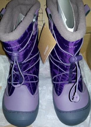 Ботинки сапоги с мембраной hi-tec оригинал