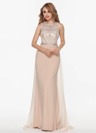 Платье на выпускной, вечернее, выпускное платье