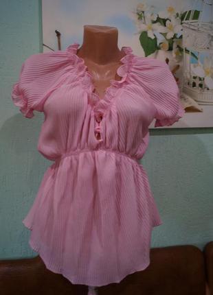 Блуза р.44,бренд elegance