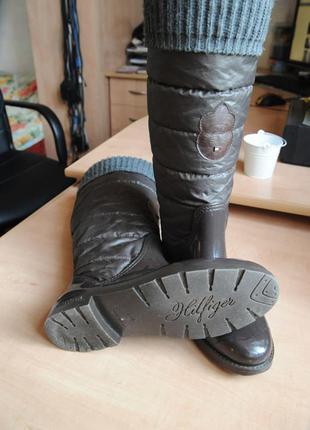 Резиновые сапоги tommy hilfiger , оригинал