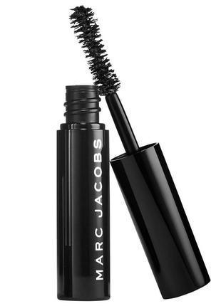 Тушь для объёма ресниц marc jacobs - velvet noir major volume mascara.