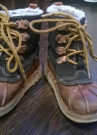 Ботиночки kickers размер 28