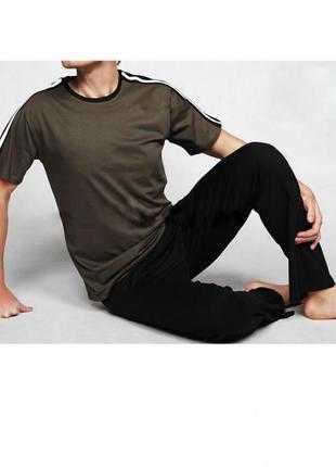 Мужская пижама от atlantic m l xl xxl