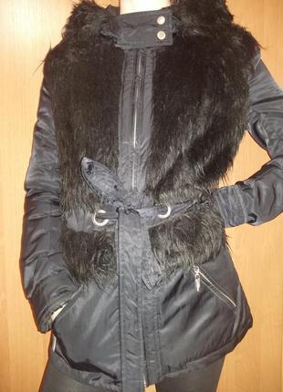 Куртка демисезонная. kira plastinina. s.