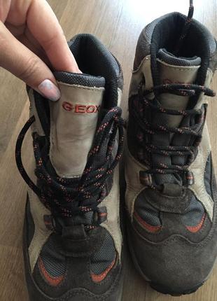 Термо сапоги ботинки geox