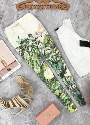 Яркие брюки для солнечного лета  pn18096  h&m