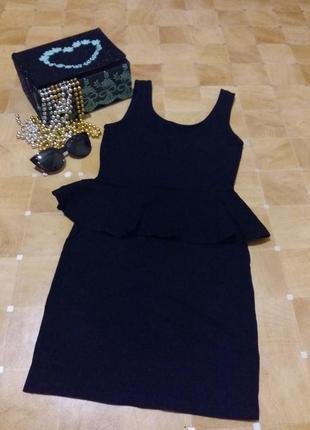 Платье баско