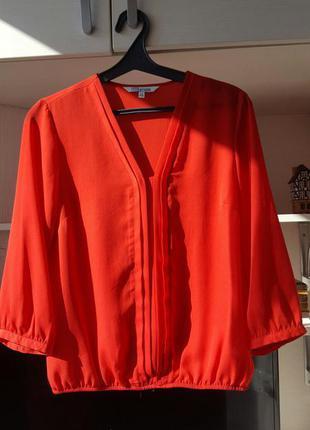 Нарядная блуза от debenhams