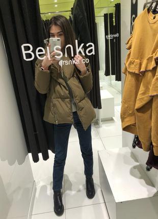 Куртка zara xs /s