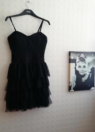 Крутецкое платье-пачка