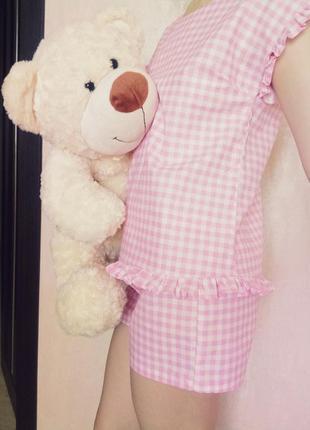 Пижама / шорты / костюм