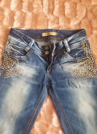 Нарядні джинси