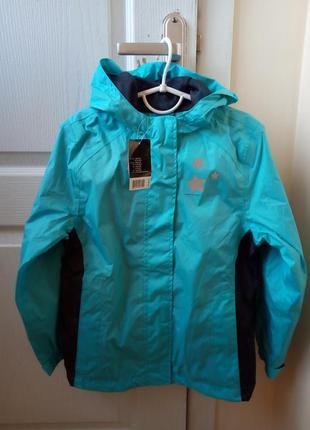 Комплект куртка ветровка и штаны на девочку 6-8, 9-10 лет, германия
