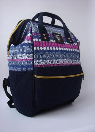 Стильная, качественная сумка-рюкзак wanmei