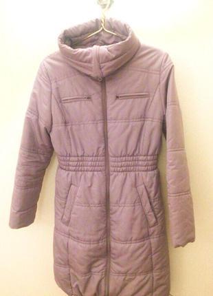 Зимнее пальто на синтепоне sela