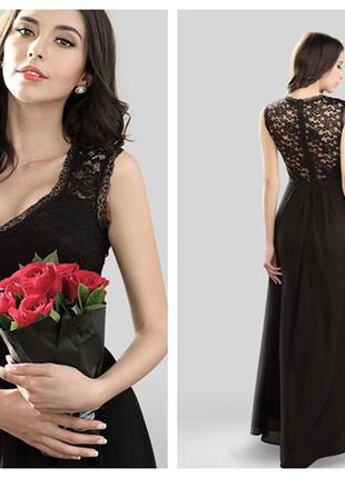 618af36869e Кружевное платье в пол miusol оригинал размер 2xl - наш 50-52 ...