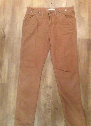 Вельветовые штаны levis, оригинал
