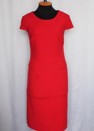 Красное платье раз uk 8, eur 36  next