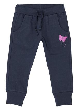 Брюки chicco, р.104 - 4 года для девочки. новые штаны спортивные