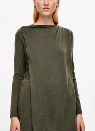 Cos свитер шерсть мериноса  36