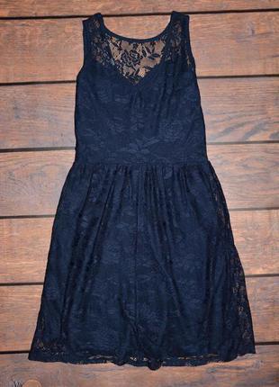 Красивое кружевное платье dorothy perkins