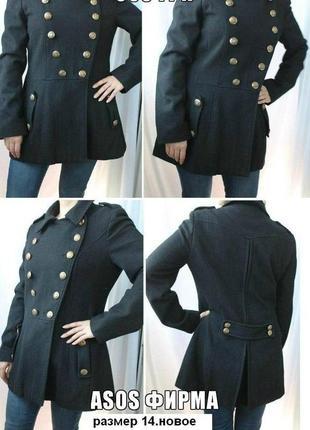 Пальто фирма asos состояние идеальное.