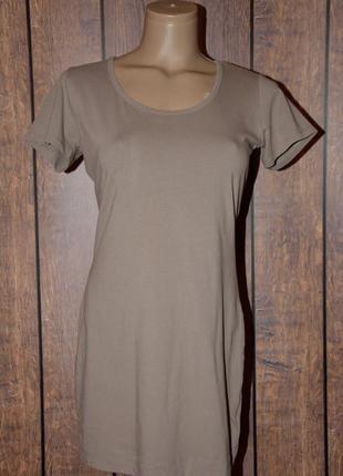 Удлиненная футболка, туника esmara