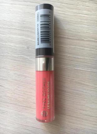 "Блеск-бальзам для губ rouge vertige цвет ""азалия"""