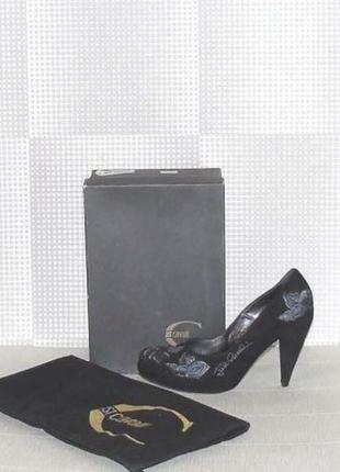 Туфли just cavalli оригинал италия брендовые