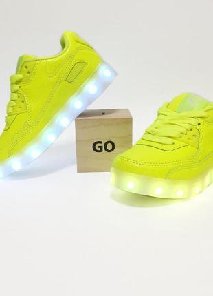 b3df1d5c Детские led кроссовки для девочки clibee польша размеры 29, 34, 35 ...