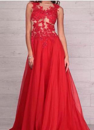 Платье вечернее выпускное jovani