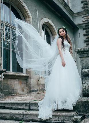 Свадебное платье от anna sposa