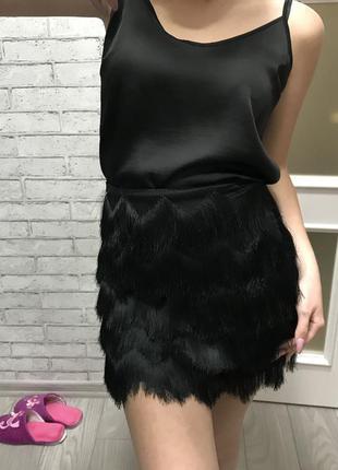 Вечерня юбка