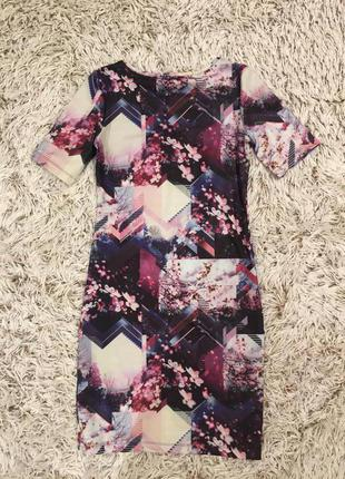 Платье неопрен топ сикрет