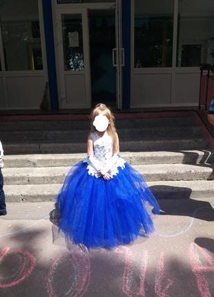 Сукня святкова бальна