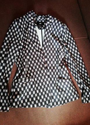 Пиджак жакет 38
