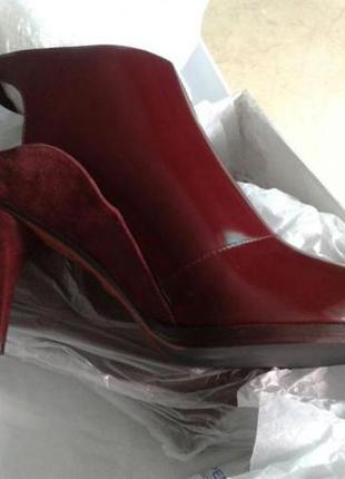 Шикарные туфли-боты люкс качество & other stories