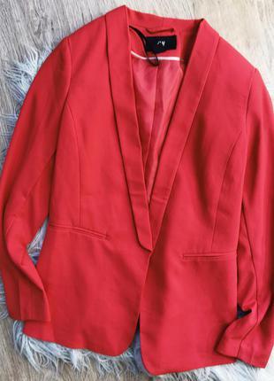Нарядный пиджак жакет от h&m