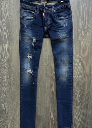 Джинсы dsquared2 made in italy