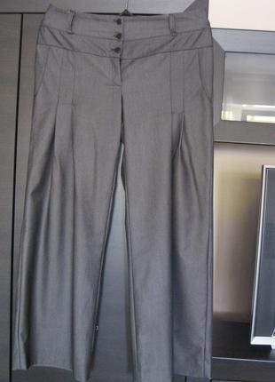 Распродажа модные широкие брюки  кюлоты
