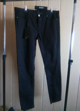 Джинсовые брюки massimo dutti
