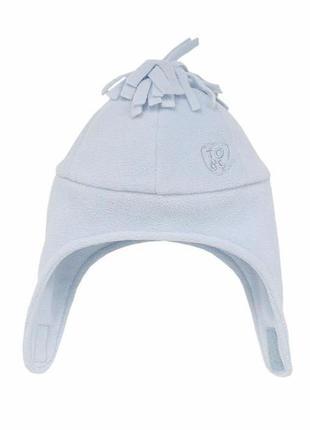 Шапка chicco, р.48 и 50. новая шапочка детская для мальчика, флис